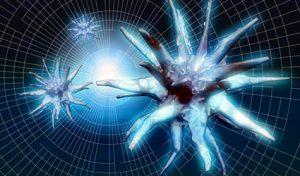 cristalli auto replicanti plasma luciferini