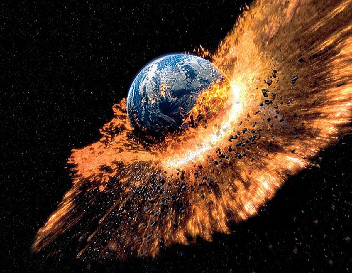 Piogge di meteoriti cosa sta succedendo al mondo