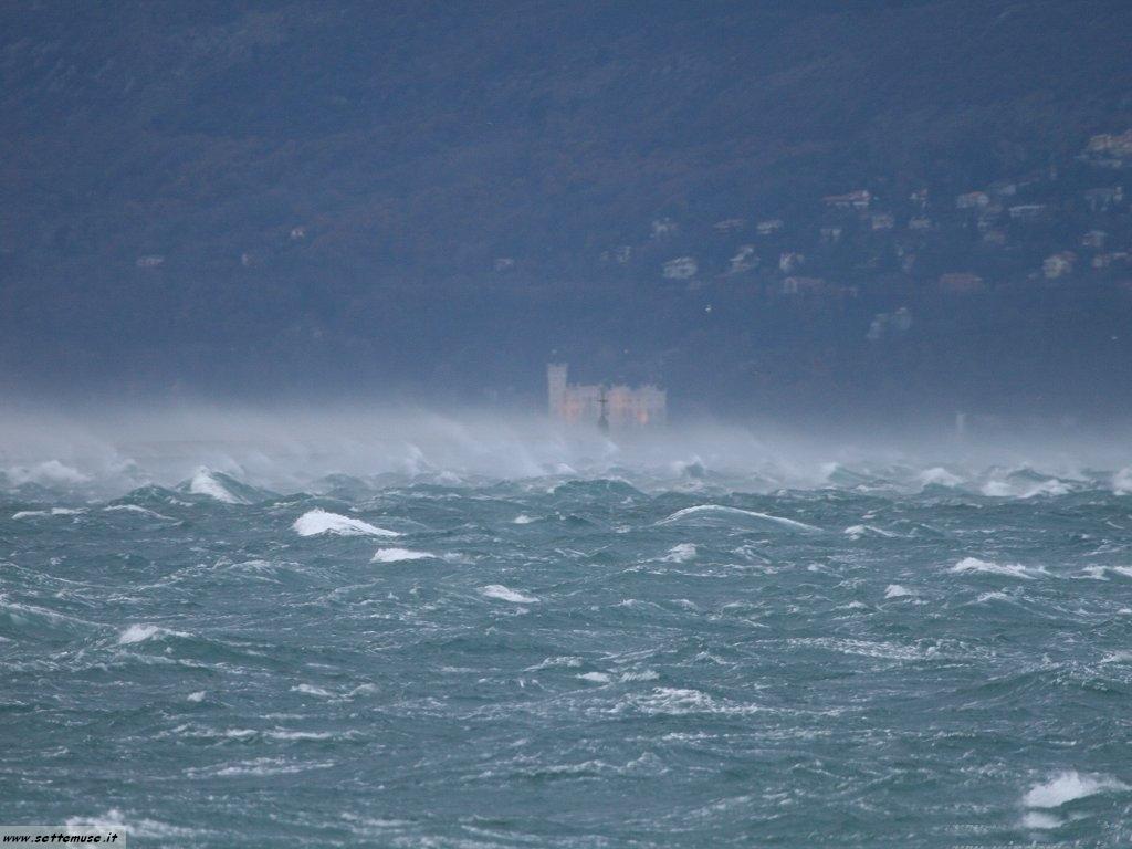 la Bora e Trieste