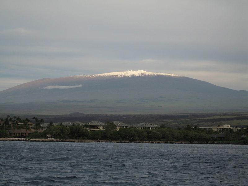 La montagna più alta del mondo? questione di opinioni…