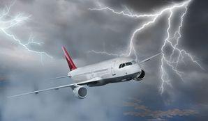 fulmine aereo