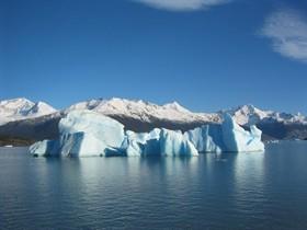 isola di ghiaccio