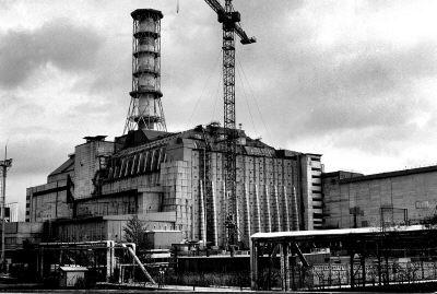 La centrale di Cernobyl