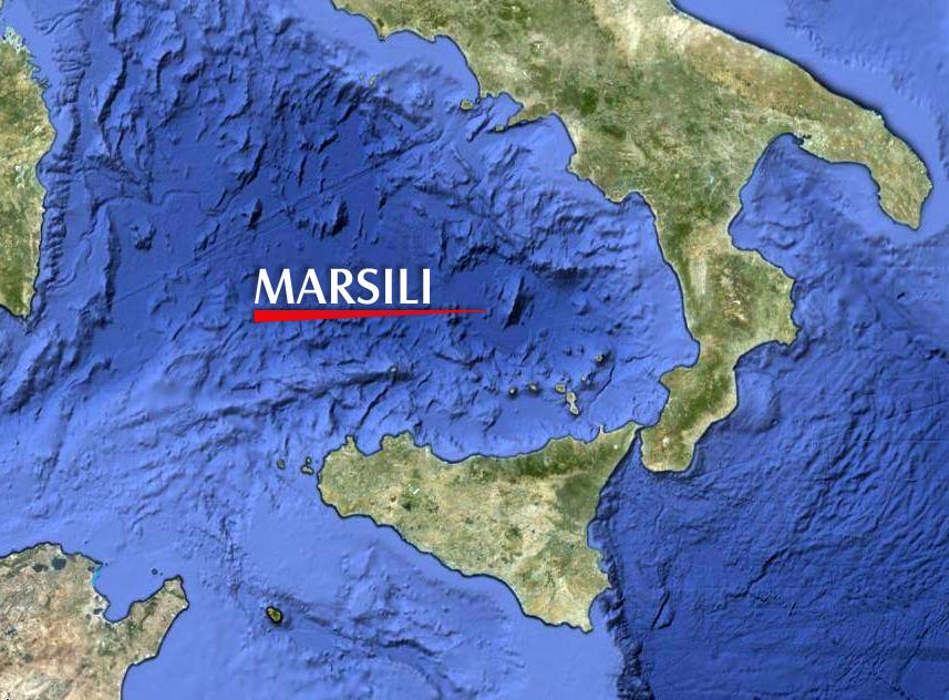 Marsili un gigante sottomarino in letargo ma per quanto for Sottomarino italia