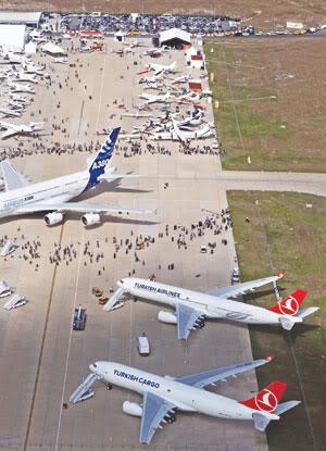 istanbul: saranno abbattuti 658.000 alberi per costruire l'aeroporto