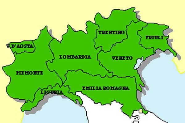 Meteo nord italia ancora freddo e neve meteo web for Piante da frutto nord italia