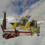 Image d'illustration pour Avalanches et ouvertures des cols retardées