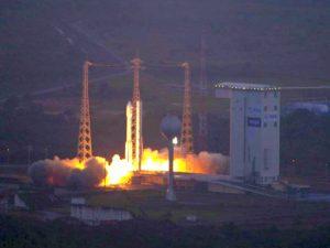European Rocket Vega launch