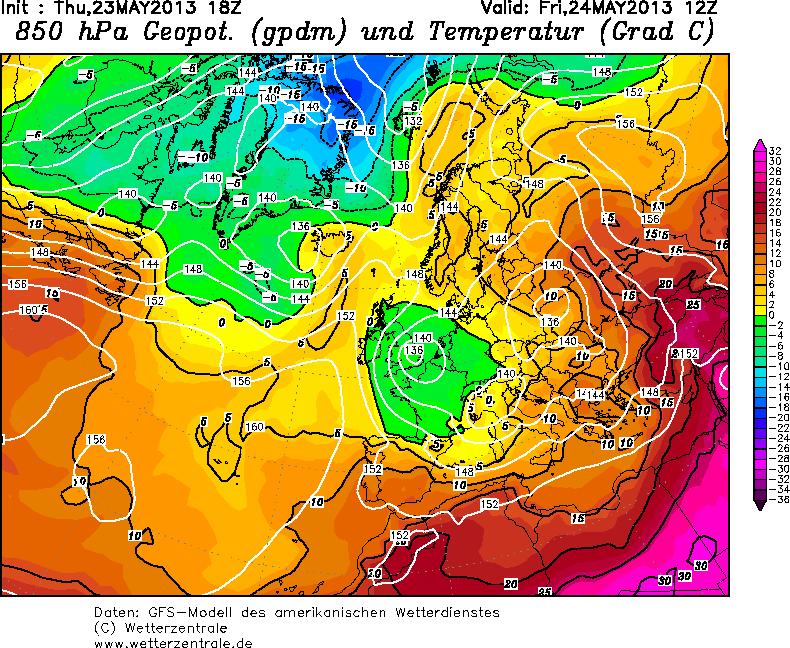 Incredibile Ondata Di Caldo In Scandinavia Punte Di 23c In