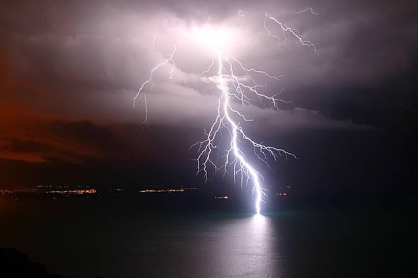Puglia : Temporali e piogge in arrivo
