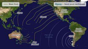 tsunami cile