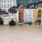 Le alluvioni in Europa