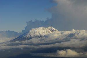 Un tempo la vetta del Kilimangiaro si presentava cosi, completamente ricoperta di neve