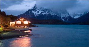 Il tipico paesaggio della Patagonia
