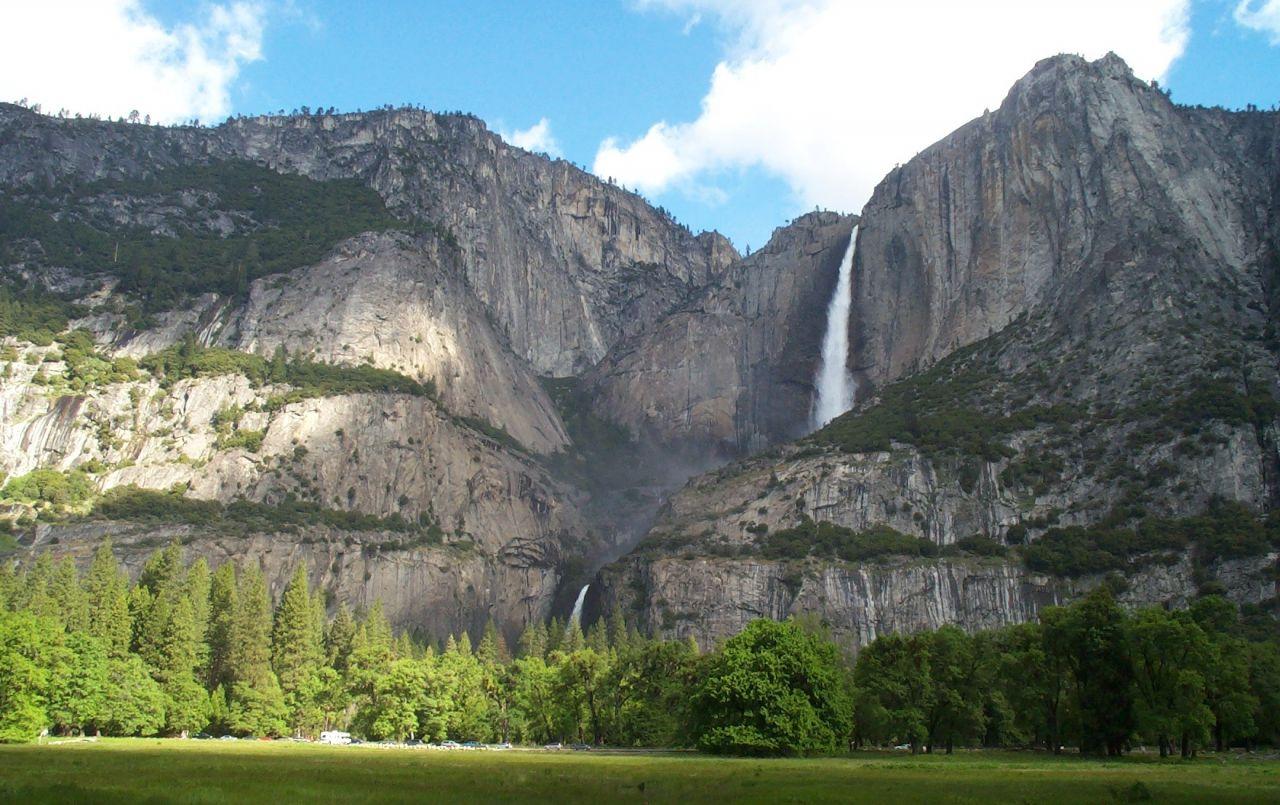 Il parco nazionale di yosemite california dove la for Cabine di alloggio del parco nazionale di yosemite