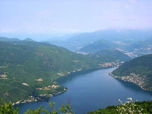 Foto lago di varese 9