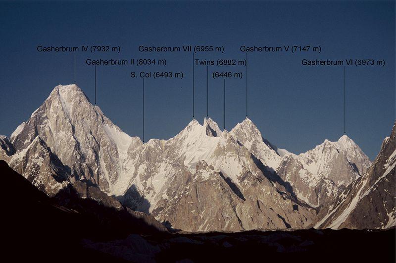 montagna, pakistan: un morto e due dispersi sul k3, la dodicesima