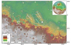 Credit: DiBiase et al./Journal of Geophysical Research/2013