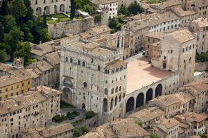 Piazza Grande, Gubbio