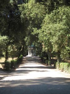 Viale dei Pupazzi_Villa Borghese