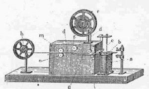 telegrafo elettrico del 1848