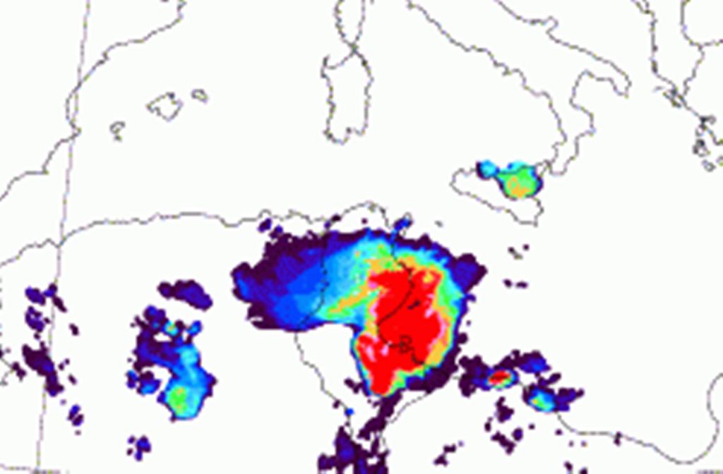 Allerta meteo a malta e nel sud della sicilia bomba for Cabine romantiche nel sud della california