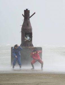 Japan Tropical Storm Man-Yi