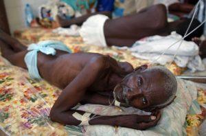 Haiti Disease Outbreak
