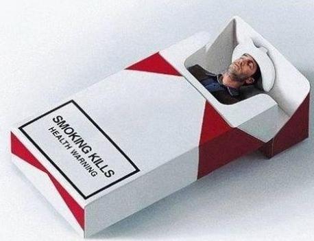 Ho smesso di bere per fumare la moglie