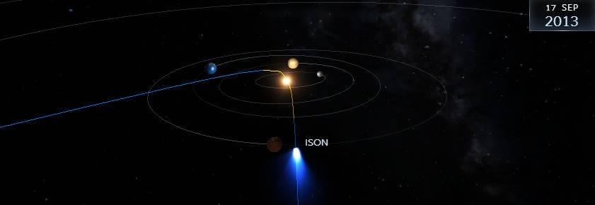 Credit: Solar System Scope