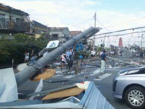 Tornado Tokyo