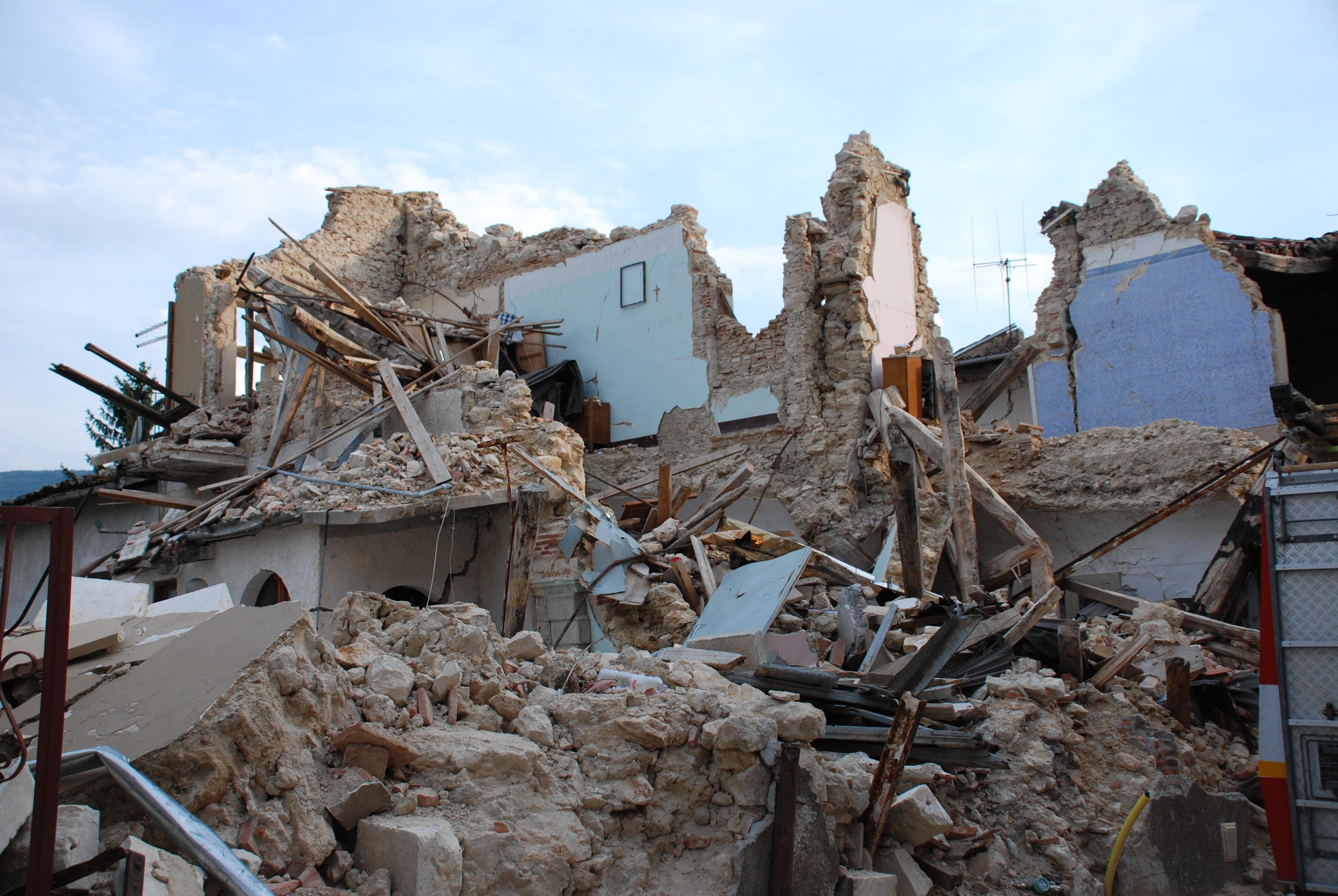 Prevenzione del rischio sismico mentre i paesi emergenti - Sistema catasto tavolare elenco comuni ...