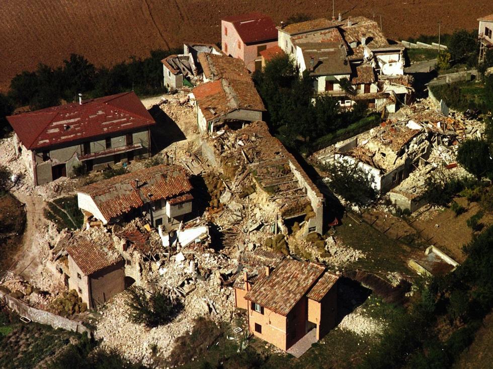 Accadde oggi, il 26 settembre del 1997 un forte terremoto sconvolge l'Umbria e le Marche [FOTO]