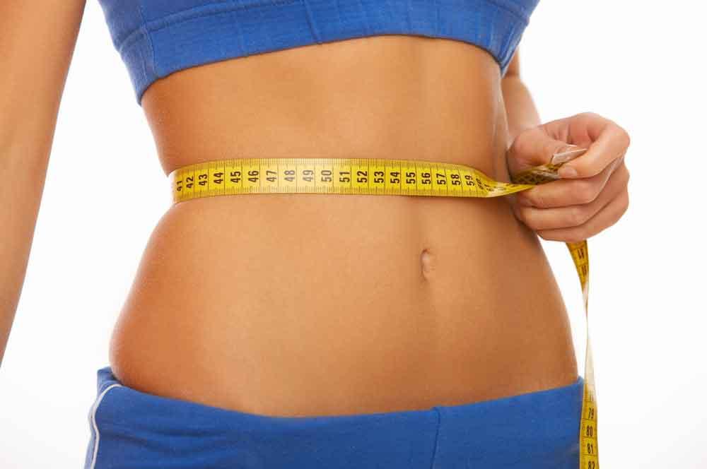 perdere peso regolarmente