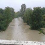 fiume piena
