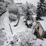 Neve a L'Aquila