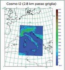 Esempio del modello ad aria limitata Cosmo