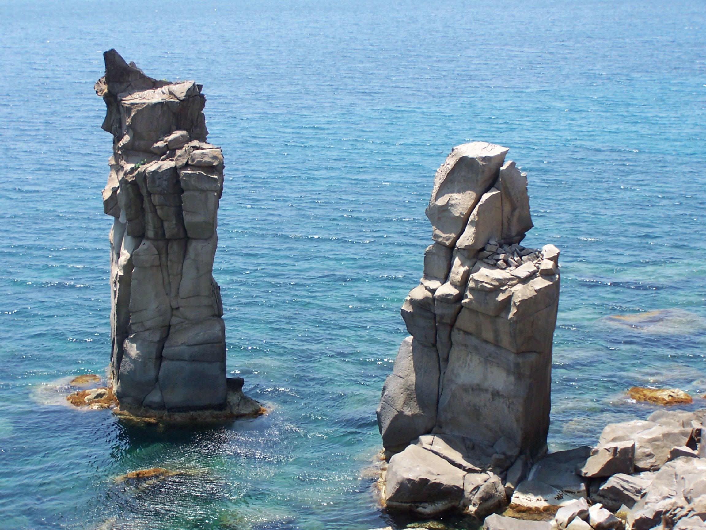 Carloforte e l'isola di San Pietro