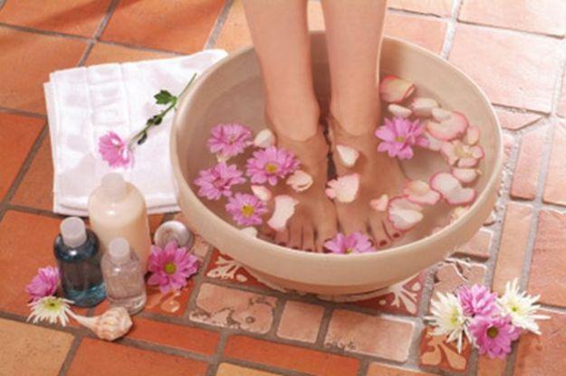 terapia con acqua e sale