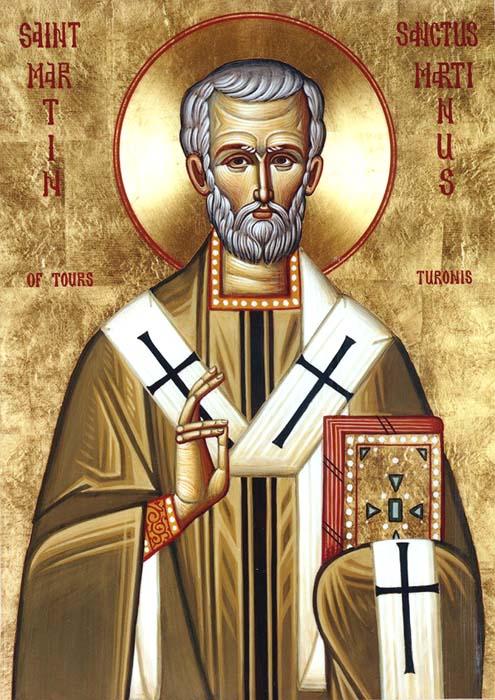 11 Novembre La Storia Di San Martino Di Tours Esorcista Vescovo E Protettore Dei Cornuti Meteoweb