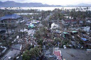 Tifone Haiyan colpisce le Filippine