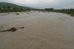 fiume Tronto  in piena