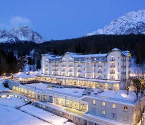 Hotel Cortina dampezzo