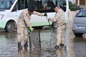 esercito alluvione sardegna