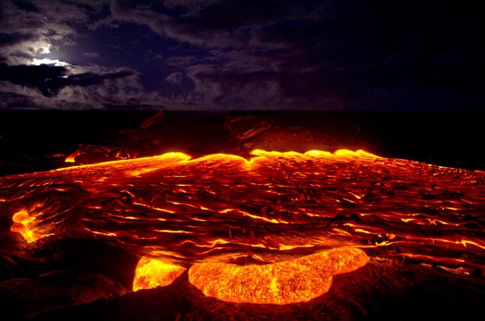Hawaii: le foto spettacolari di Kilauea, il vulcano più attivo dell'arcipelago [FOTO]