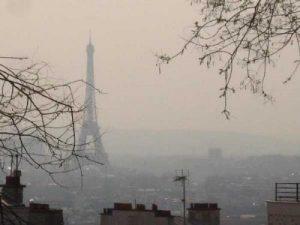 smog parigi