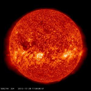 Credit: SDO - NASA