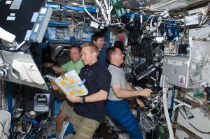 stazione spaziale internazionale 1
