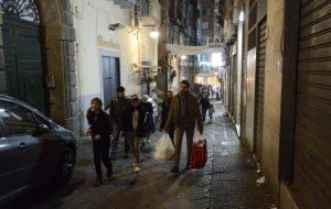 Scossa di terremoto a Napoli