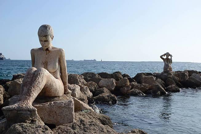 Archeologia l 39 altra faccia di taranto la citt dei due - Immagini della vera sirena ...